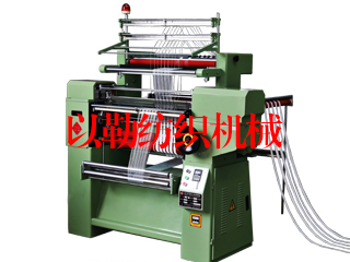 High Speed Hook Knitting Belt MachineK-880B3